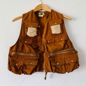 Vintage Outdoor Vest